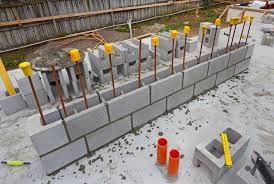 how to build a concrete block house concrete block walls the new zealand u0027s first passive house