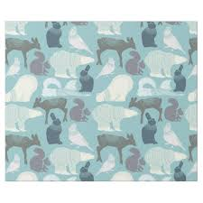 squirrel wrapping paper forest christmas bunny fox deer bird squirrel wrapping paper
