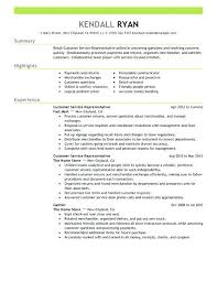 patient financial service representative resume sample retail