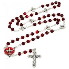 chaplet of the holy holy spirit rosary chaplet and medal sku s10 1503 rosarymart