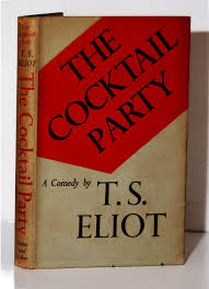 t s eliot u0027s the cocktail party by t s eliot abebooks