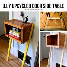 How To Make End Tables by 10 Stylish Diy Side Table Ideas U0026 Tutorials
