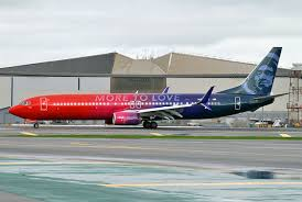Alaska how to astral travel images Alaska airlines unveils its more to love special livery on jpg