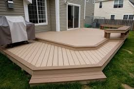 deck design ideas trex cedar hardwood alaskan0119 trex decking