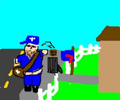 postman pat angry