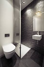 super small wall mounted bathroom sink mixed doorless shower
