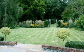 Big Garden Design Ideas Planning Your Garden Proportion Growing Nicely