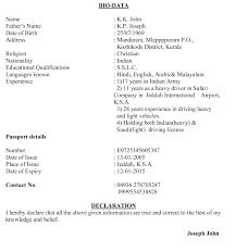 Best Infographic Resume Builder by Resume Vs Biodata Resume For Your Job Application