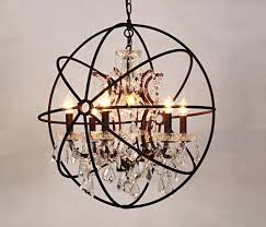 Basket Chandeliers Chandelier Table Lamp Black Vintage Crystal Chandelier Hanging