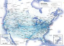 Cape Air Route Map by United Airlines 1966 Route Map Video Metabunk