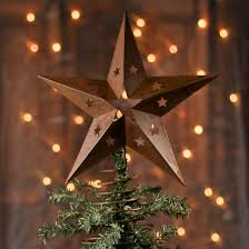 country rustic tree topper ideas design ideas and decor
