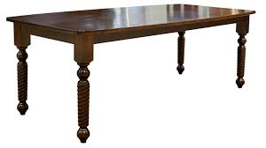 running water cherry dining table gallery