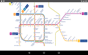 Prague Subway Map by Brussels Metro Map 2017 Android Apps On Google Play