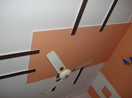 indian simple pop ceiling photo home combo