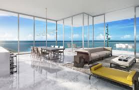Penthouse Interior Penthouse At L U0027atelier Residences Miami Beach Most Beautiful Spots