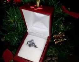 tree engagement ring etsy