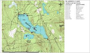 Pratt Map Sampling Station Maps Annual Reports Volunteer Lake Assessment