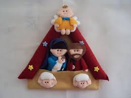 sagrada família natal pinterest felting navidad and ornament