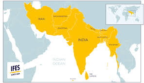 Map Of Nepal In Asia by Connecting Faith To Character Lifestyle And Work U2013 Ifes Prayerline