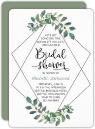 bridal shower brunch invitations bridal shower invitations beautiful custom wedding stationery