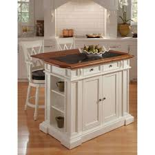 home styles deluxe traditions island and 2 bar stools kitchen