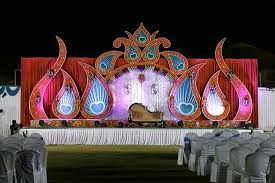 wedding reception decoration wedding reception decoration picture of the park visakhapatnam