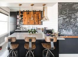 cuisine deco design tableau de craie 23 décors de cuisine personnalisé