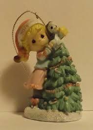 precious moments tree ornaments lights
