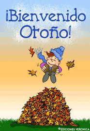 imagenes animadas de otoño imagen animada con frase de bienvenido otoño banco de imágenes gratis