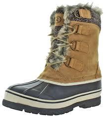 moda essentials revenant 6 men u0027s winter snow boots rubber duck toe