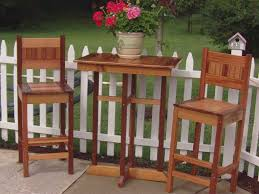 Patio Furniture Bar Sets - bar table and chairs outdoor stools with table pub tables bar stools