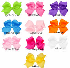 wee ones hair bows 1000 wee ones solid classic hair bows 4 x 3 hair accessories