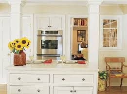 islands with pillars kitchen island with columns ideas for the