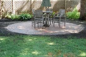 Pavers Ideas Patio Backyard Paver Patio Ideas Home Outdoor Decoration