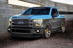 ford baja truck ford sema 2015 custom trucks preview