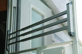 rv door glass amazon com camco 43971 aluminum screen door push bar automotive