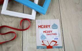 free printable merry gift card holder gcg