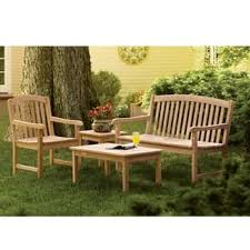 wood patio furniture shop the best outdoor seating u0026 dining