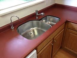 cutting countertop for sink undermount sink cut plumbing contractor talk