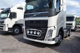 volvo 870 truck to fit volvo fh4 13 polished stainless steel front grill light
