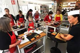 cours cuisine japonaise une boutique de clermont ferrand fait le plein avec ses cours de