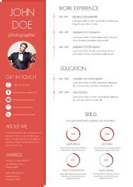 modern resume sles images a colorful and modern resume creativework247 modern resume