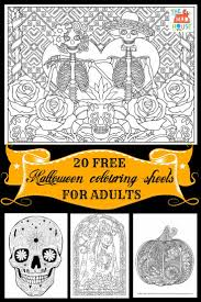 Creepy Halloween Coloring Pages by Best 25 Halloween Colouring Pages Ideas On Pinterest Free