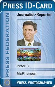 international press id card