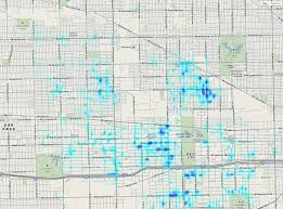 Map Chicago Chicago West Side Narcotics Arrest Heat Maps 1 1 2013 5 15 2014