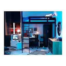 Space Loft Bed With Desk Space Saver Loft Bed With Desk U2013 Act4 Com