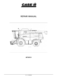afx service manual pump transmission mechanics