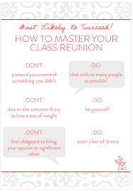 high school class reunion invitations class reunion do s and dont s invitation consultants
