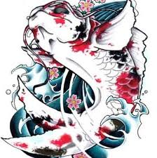 koi tattoo art and designs page 36