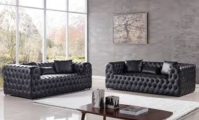modern tufted leather sofa modern sofa deep tufted leather